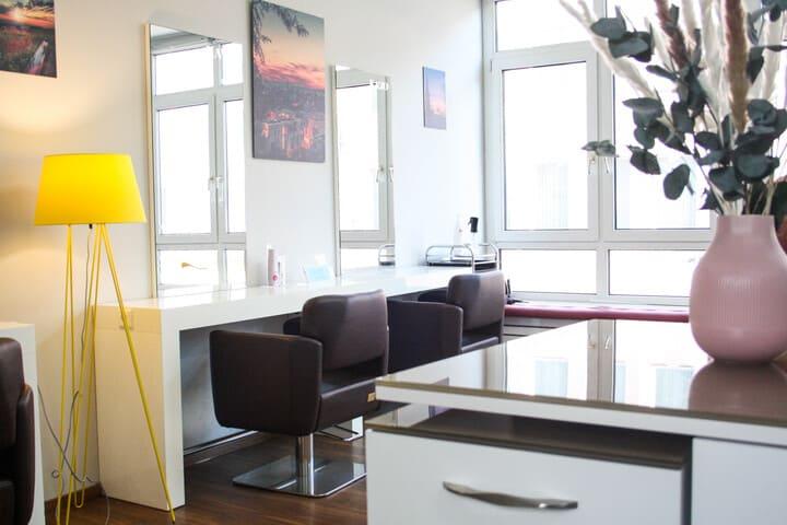 Friseur-Salon Freiburg Impression
